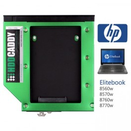 HP Elitebook 8560w 8760w 8570w HDD Caddy