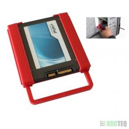 2.5 inch to 3.5 inch HDD / SSD mounting bracket