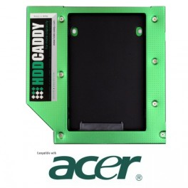 Acer Aspire 5530 5532 5534 5535 5536 5538 5541 5542 5552 [5553*] [5560*] HDD Caddy