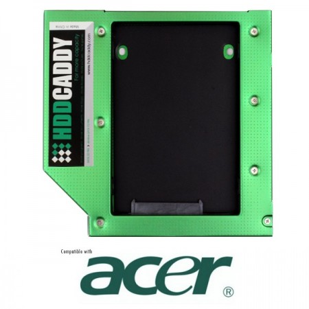 Acer Aspire Travelmate 6495 6595 HDD Caddy