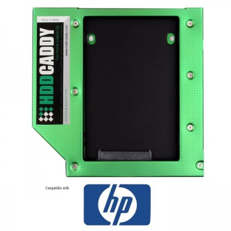 HP ZBook 17 Mobile Workstation HDD Caddy