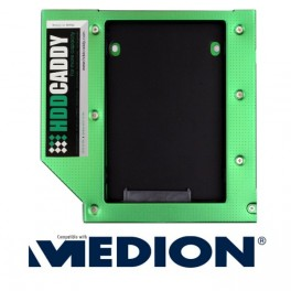 Medion Akoya P6635 P6815 HDD Caddy