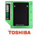 HDD Caddy for Toshiba Satellite Pro R50