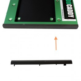 Bezel for HDD Caddy (4-5mm thickness)