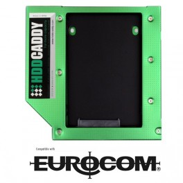 EUROCOM Racer 3W HDD Caddy