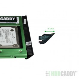 Bezel for HDD Caddy (10mm thickness)