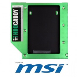 MSI GP62 SSD HDD Caddy