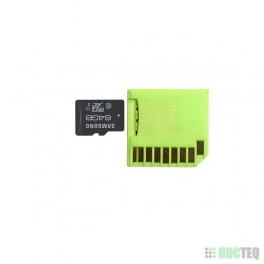 MicroSD/SDHC to SD adapter for Macbook Air/Pro