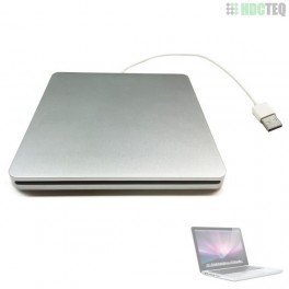 USB external slim case for Macbook Pro superdrive
