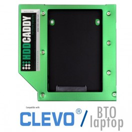 CLEVO W655SC HDD Caddy