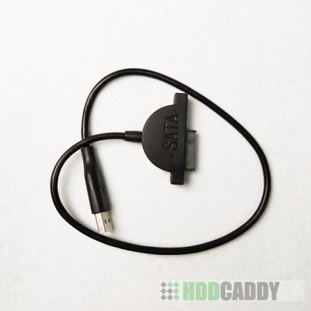 USB 2.0 adapter cable for optical drive