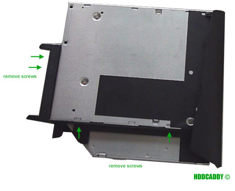 y500 bracket optical drive